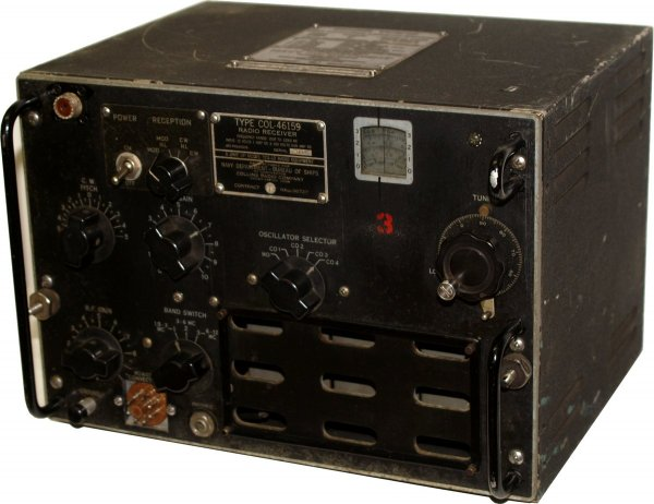 TCS Receiver COL-46159