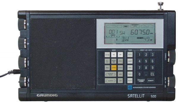 Grundig Satellit 500