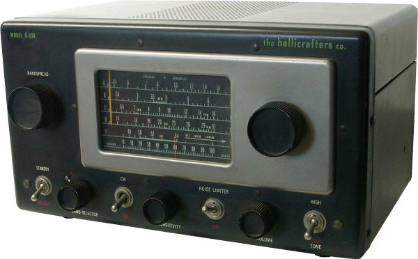 Hallicrafters S-53A